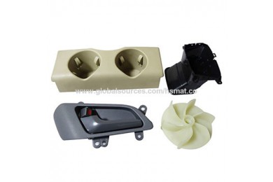Plastic injection molding:HSMAT-PPAT-001